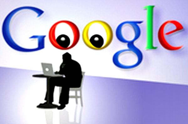 Google te vigila...